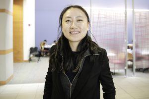 Jennifer Choy Portrait