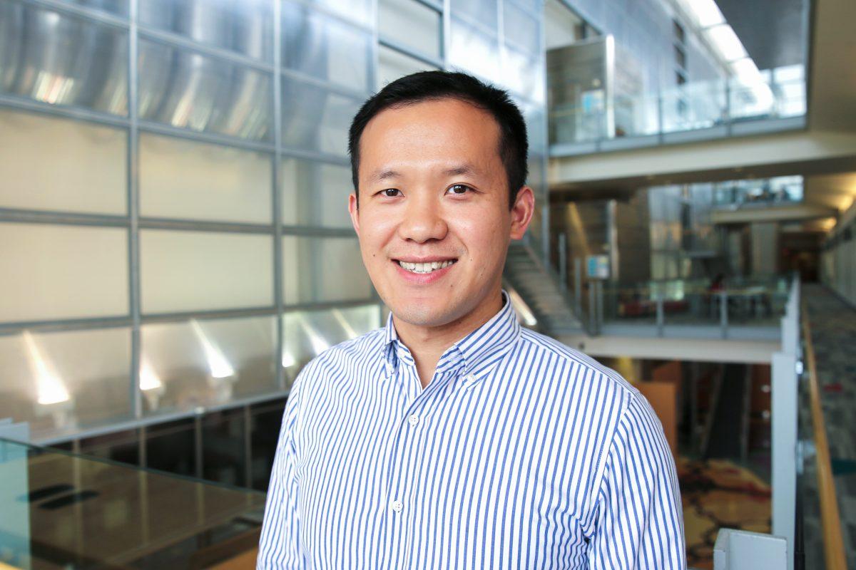 Jiamian Hu Headshot