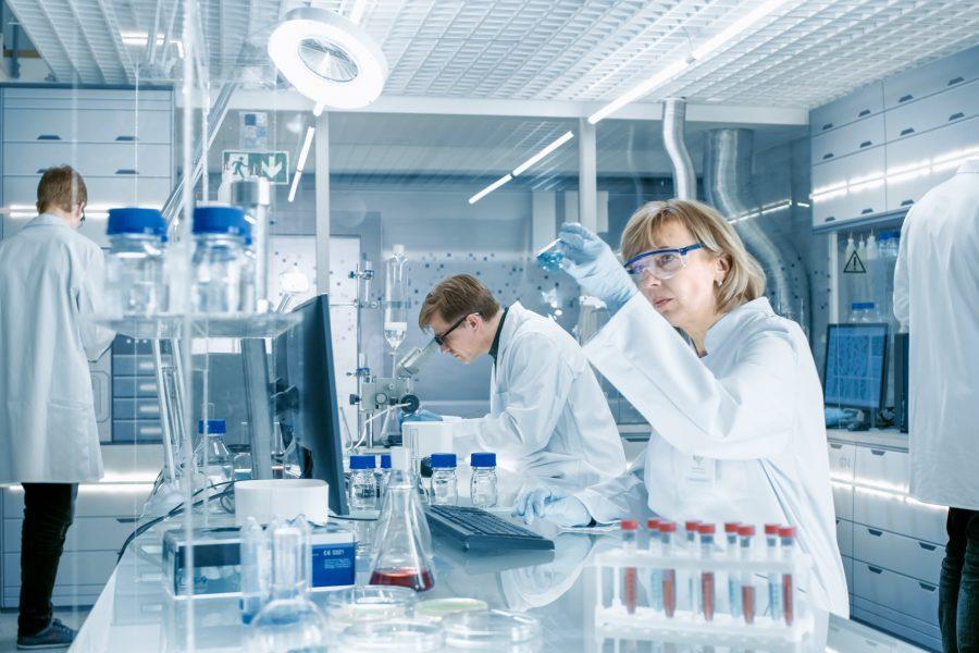 Forward Bio Institute Lab