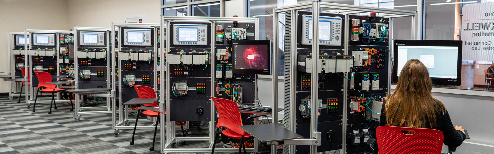 Rockwell Automation Lab Header
