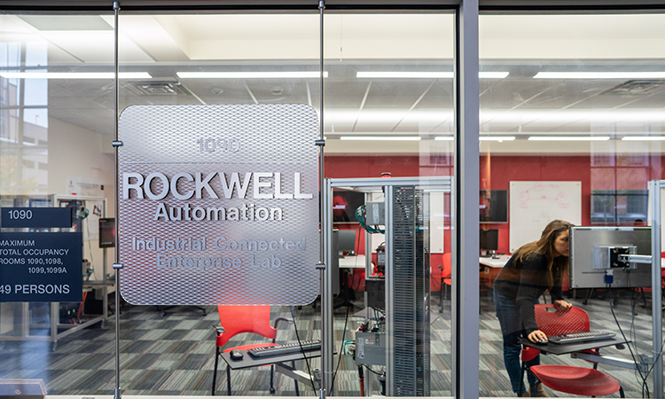 Rockwell Automation Lab image