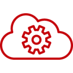 Cloud Strategy Icon