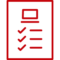 Computing Checklist Icon