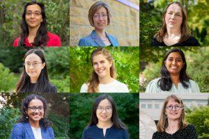 ECE women faculty