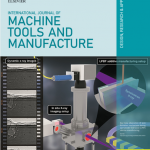 Machine Tools and Manufacture Journal Cover