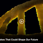 Genetic Mistakes that could shape our future: DNA plus play button